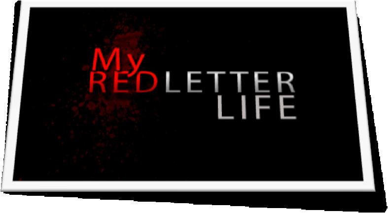 My Red Letter Life   myredletterlife
